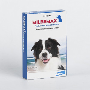 Milbemax Grote hond