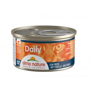 Almo Nature Daily Hapje met Forel 85 gram