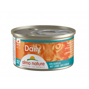 Almo Nature Daily Mousse met Lam