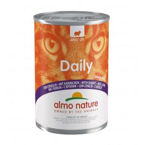 Almo Nature Daily Konijn 400 gram