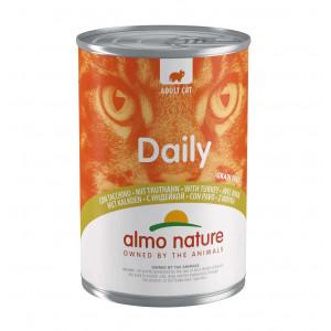 Almo Nature Daily met kalkoen 400 gram