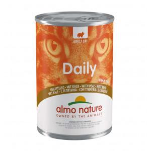 Almo Nature Daily Kalf 400 gram