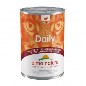 Almo Nature Daily Eend 400 gram