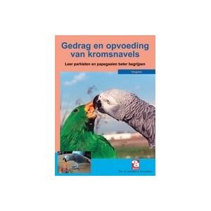 Informatieboekje Gedrag en opvoeding bij kromsnavels OP is OP