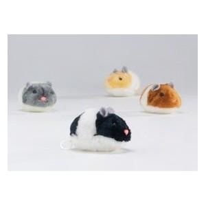 Trillende Pluche Hamster