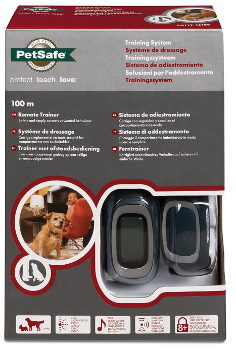 Petsafe 100 mtr Remote Trainer PDT19-16128