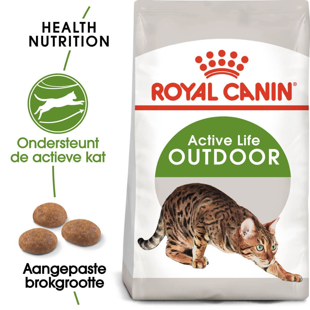 Royal Canin Outdoor kattenvoer