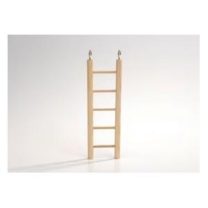 Houten Ladder voor vogels OP is OP