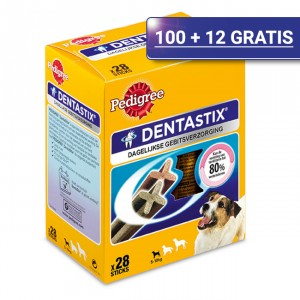 Dentastix Mini hondensnack tot 10 kg