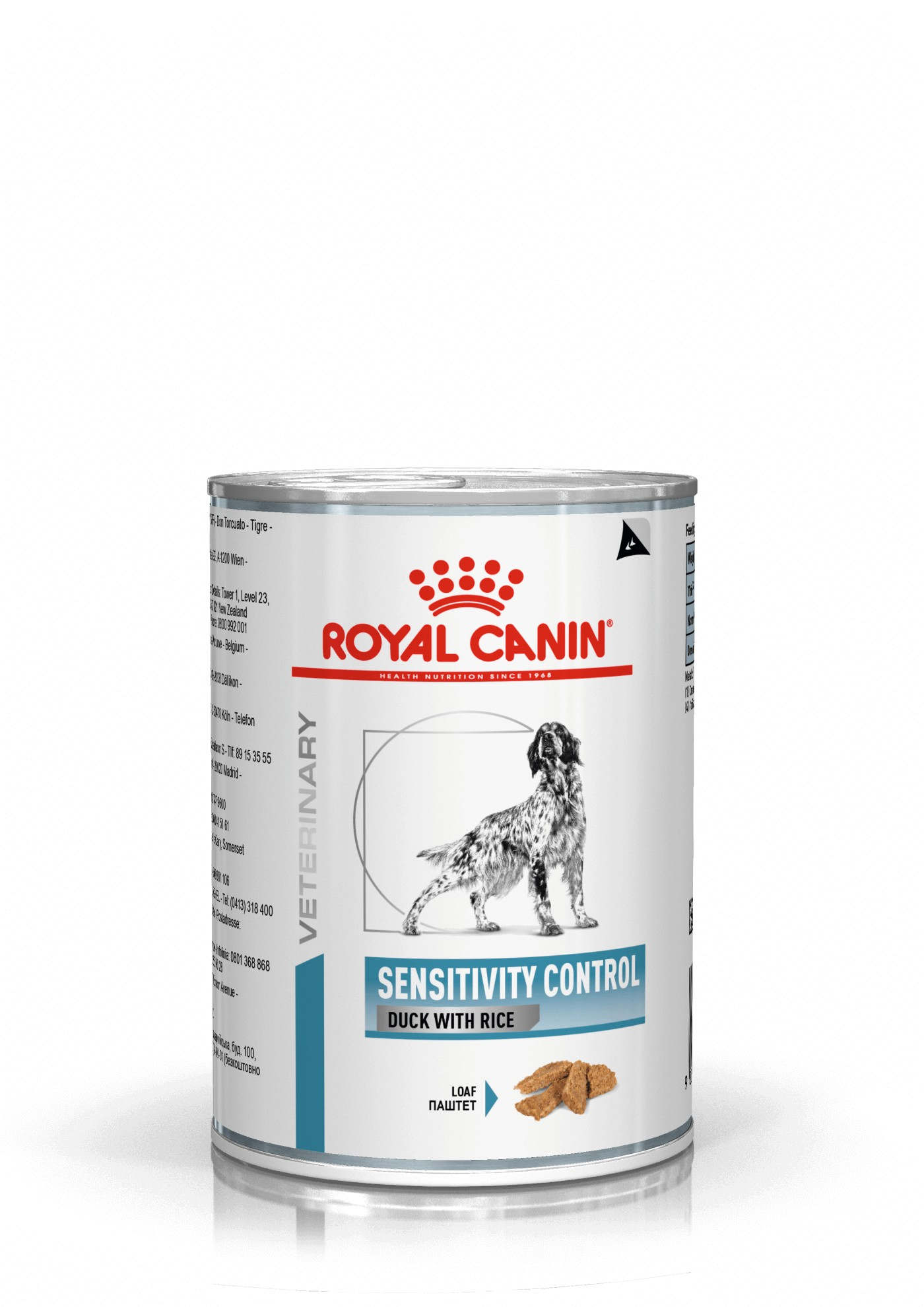 Royal Canin Sensitivity Control Duck & Rice blik hondenvoer