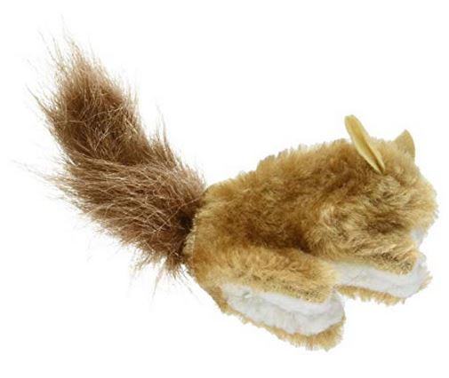 Kong Catnip Toy Squirrel