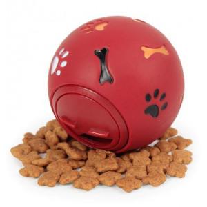 Snackbal voor de hond (verstelbaar)
