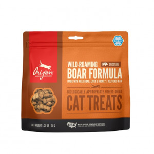 Orijen Wild-Roaming Boar Cat Treats kattensnoep