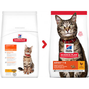 Hill's Optimal Care Adult Kip Kattenvoer