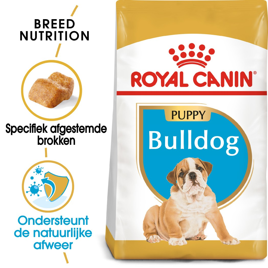 Royal Canin Puppy Bulldog hondenvoer