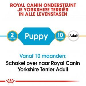Royal Canin Puppy Yorkshire Terriër hondenvoer