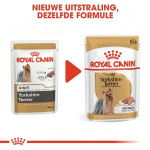 Royal Canin Yorkshire Terrier Adult Wet