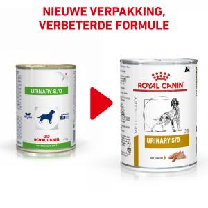 Royal Canin Urinary S/O 410 gram blik hondenvoer