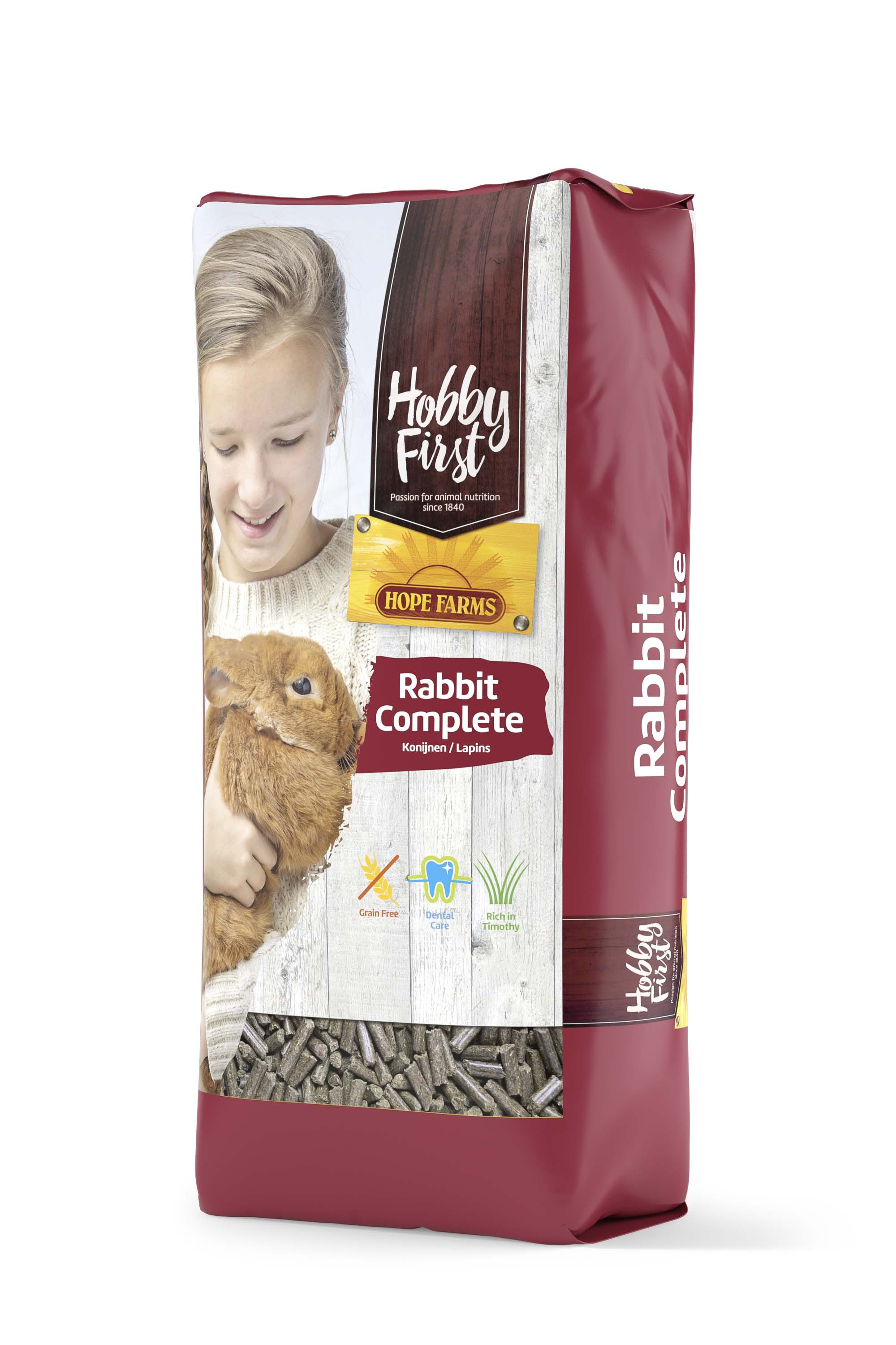 Hobby First Hope Farms Rabbit Complete