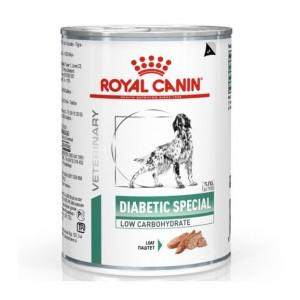 Royal Canin Veterinary Diet Diabetic Special blik hond
