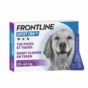 Frontline Spot On hond 20 - 40 kg / L