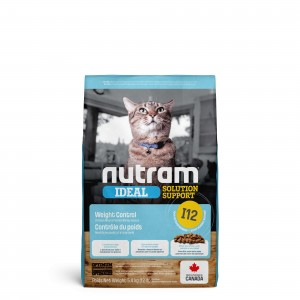 Nutram Ideal Solution Support Weight Control I12 kattenvoer