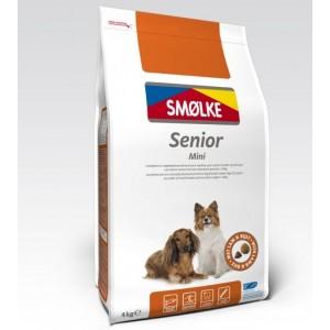 Smølke Senior Mini hondenvoer