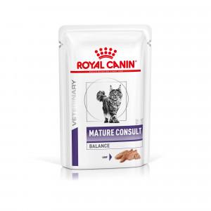 Royal Canin VCN Senior Consult Stage 1 (zakjes) kattenvoer