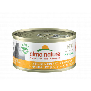 Almo Nature Natural Kippenvlees 70 gram