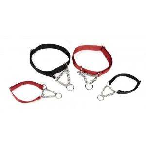 Beeztees Nylon Halve Slipketting 45-70 cm voor de hond