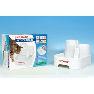 Catmate Multi Level Water Fountain