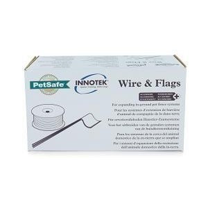 Petsafe Wire And Flags (uitbreidingsset Fence) hond en kat