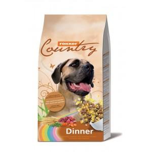 Fokker Country Dinner Hondenvoer